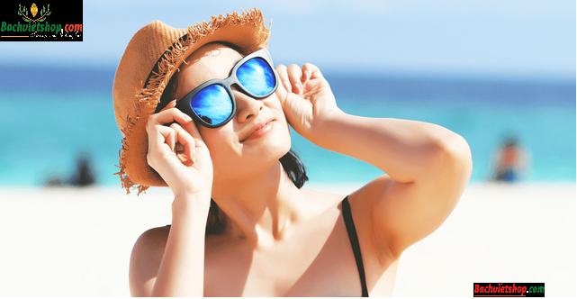 Không ở ngoài nắng lâu với lý do bạn đã thoa kem chống nắng