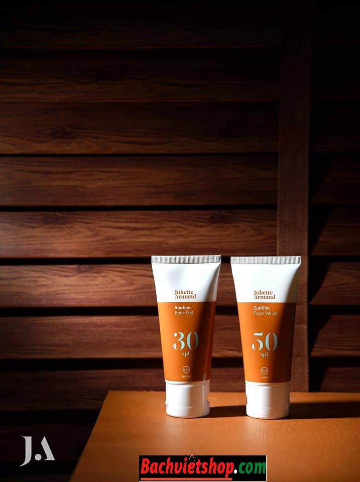 Gel tạo màng chống nắng dành cho mọi loại da