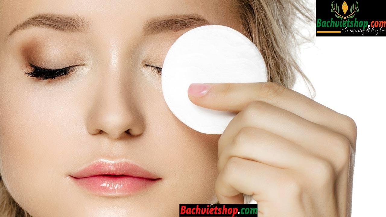 da mịn màng dễ makeup