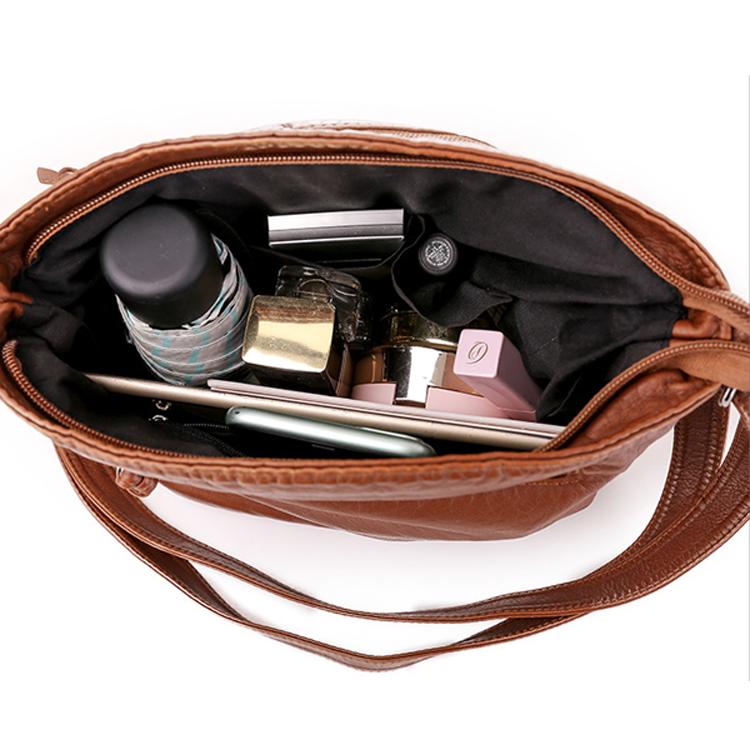 Túi đeo da mềm basic px013 hàng nhập 4