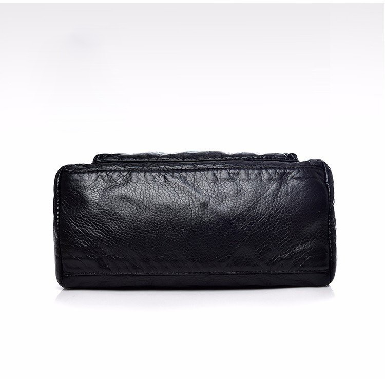 Túi xách da mềm họa tiết hàng nhập cao cấp 5
