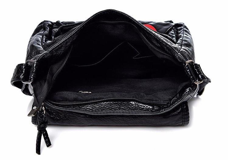 Túi xách da mềm họa tiết hàng nhập cao cấp 3