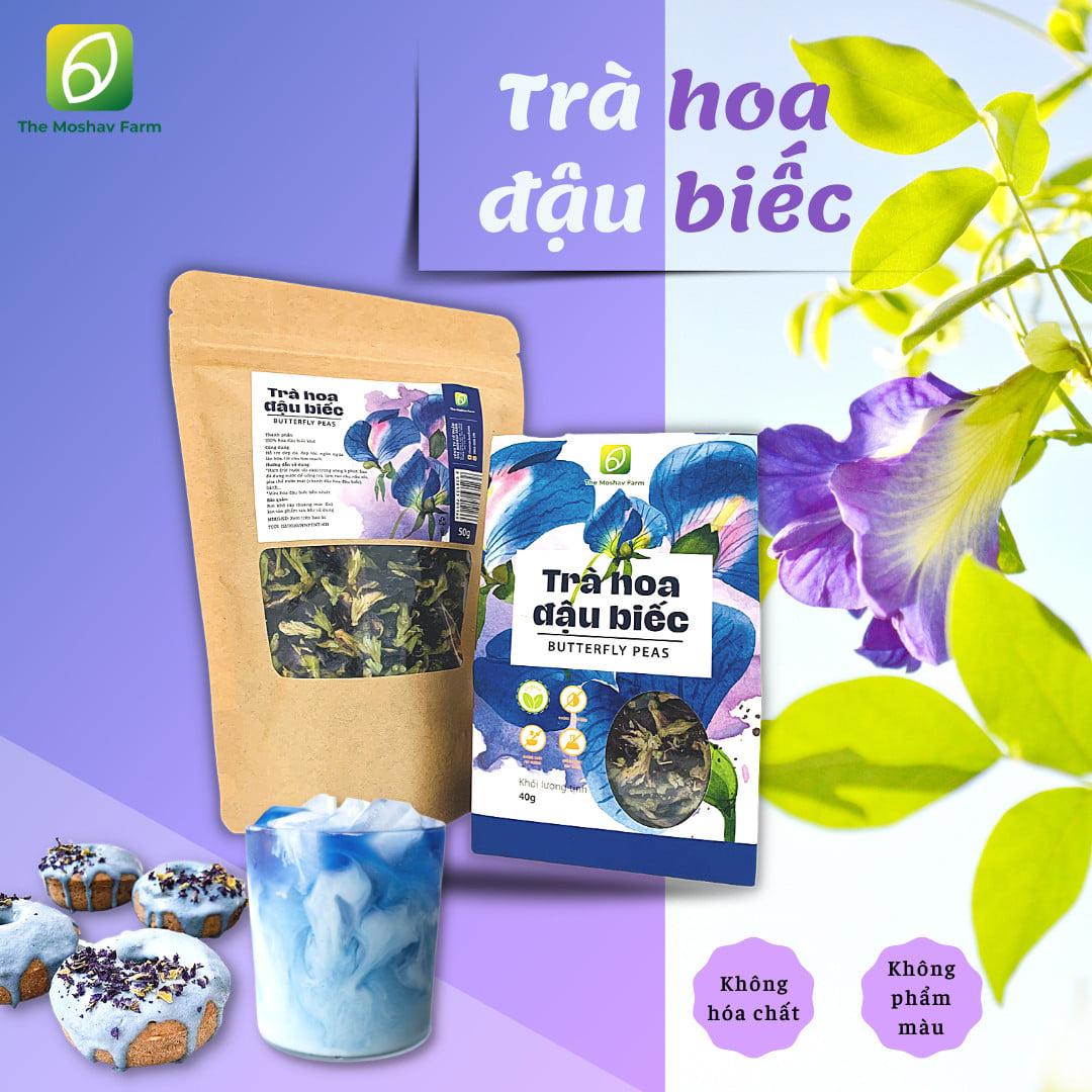 Thông tin chi tiết về trà hoa đậu biếc