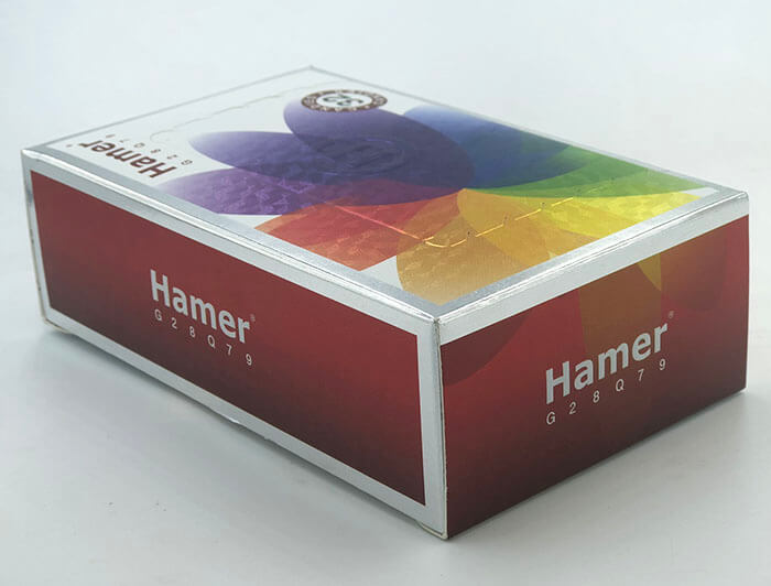 kẹo sâm Hamer ông ngậm bà khen